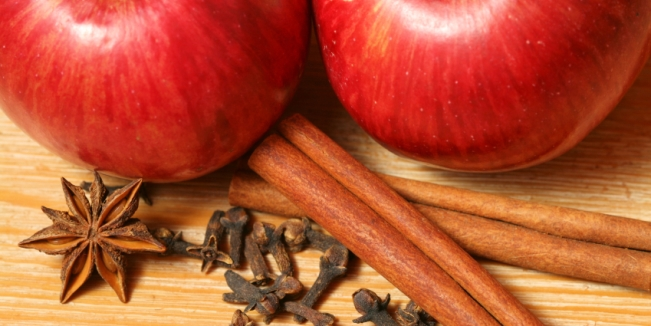 fall homemade home scents