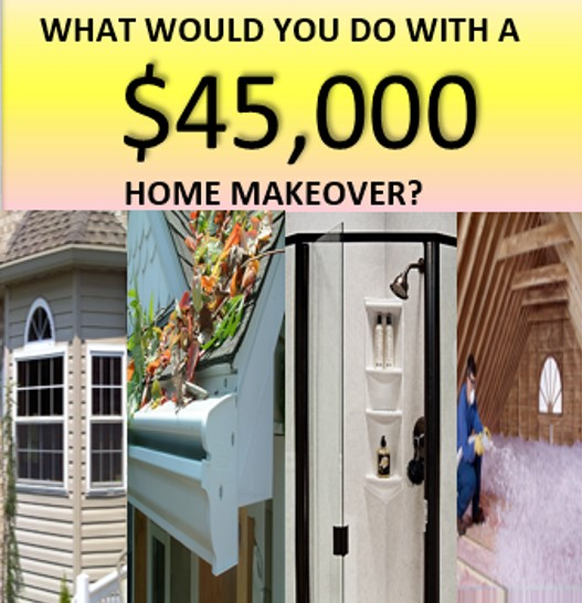 win a home makeover sweepstakes