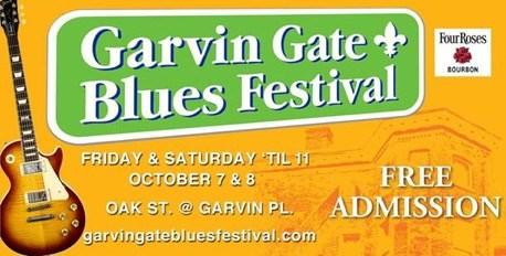 Garvin Gate Blues Festival