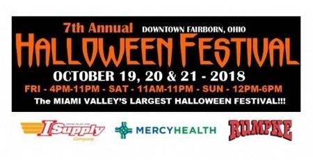 2018 Ohio Halloween festival