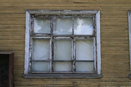 old window appearance