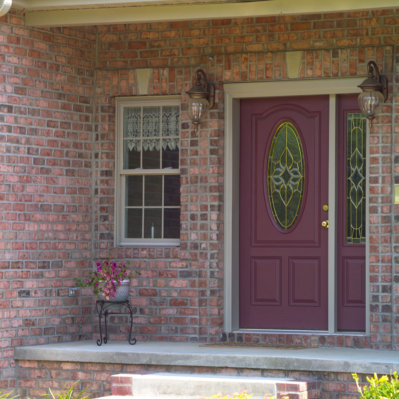 entry door replacement roi