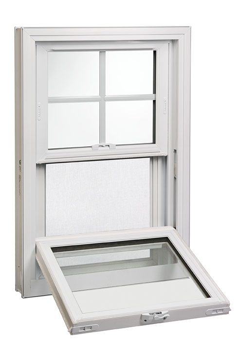 double hung windows easy clean replacement