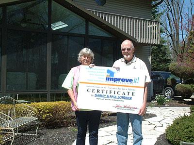 Pickerington Couple Wins 2010 Grand Prize Improveit Home