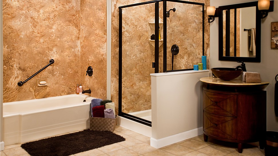 One Day Bathroom Remodeling For Columbus Improveit Home Remodeling Adorable One Day Bathroom Remodel
