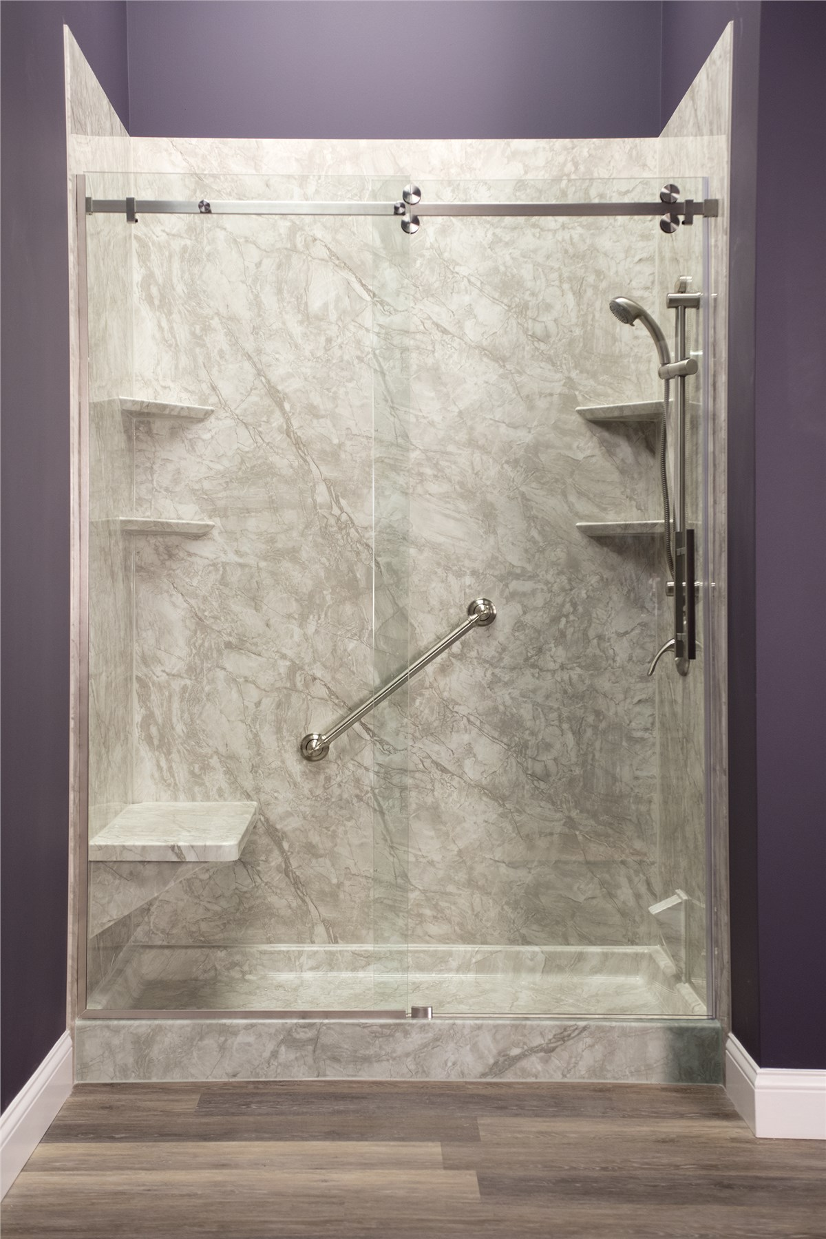 Shower Systems | Bathroom Remodeling Company | Improveit Home Remodeling