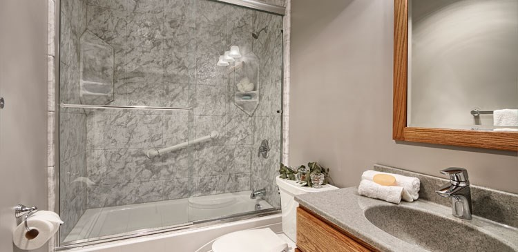 Small Bathroom Remodeling for Cleveland