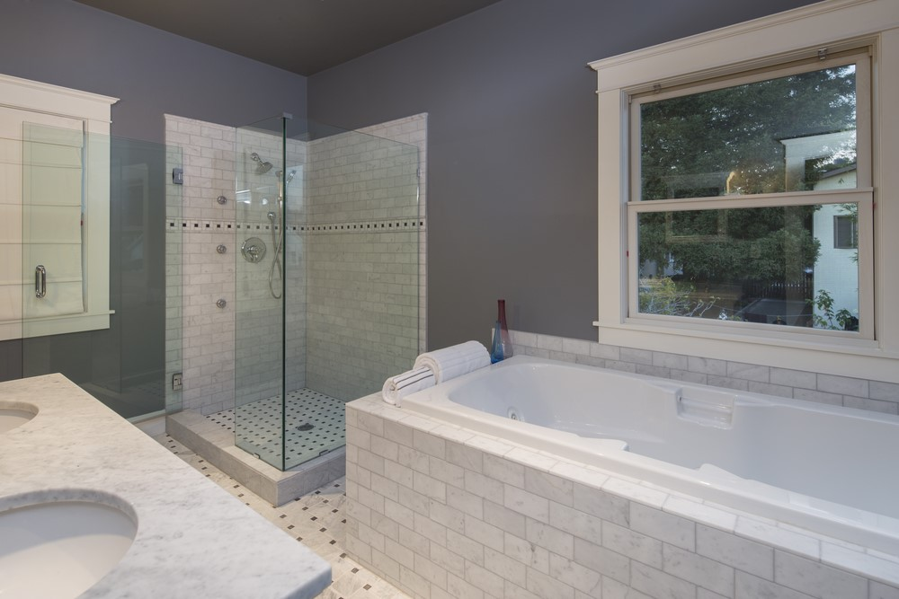 Canton one day bath remodel bathroom remodeling jr bath for Bathroom remodel 1 day