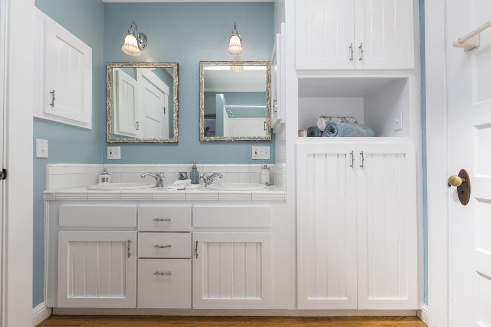 by giving away a 10000 bathroom makeover no purchase necessary must be 18 years old a homeowner and reside in ne ohio or the surrounding areas - Bathroom Makeover Contest