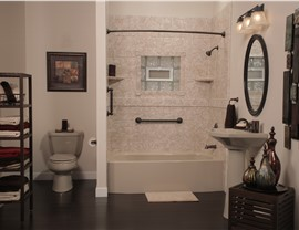 One Day Bathroom Remodel Photo 3