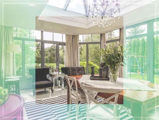 Bringing the Outdoors Inside With Our Four-Season Sunrooms