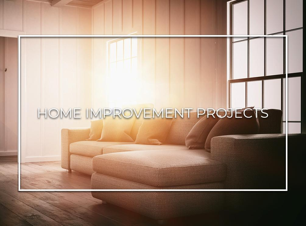 Low-Maintenance Home Improvement Projects and Their Benefits