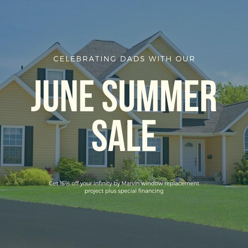 june summer sale