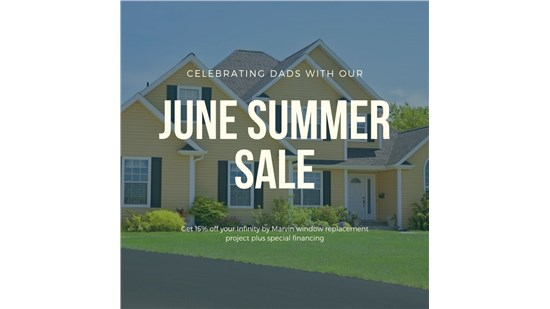 june summer sale