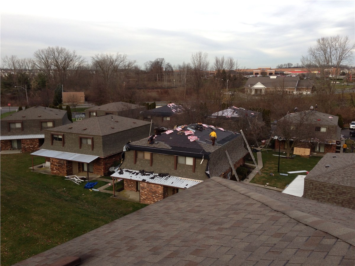 Multi Family Roofing Multi Family Commercial Roofers