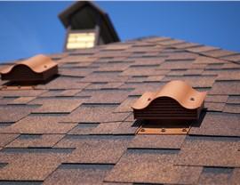 Roofing - Ridge Vents Photo 3