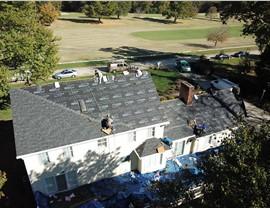 Roof Repair - Storm Damage Photo 3