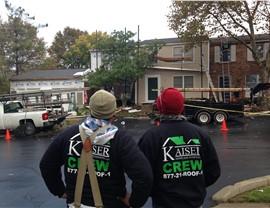 Roof Repair - Storm Damage Photo 2