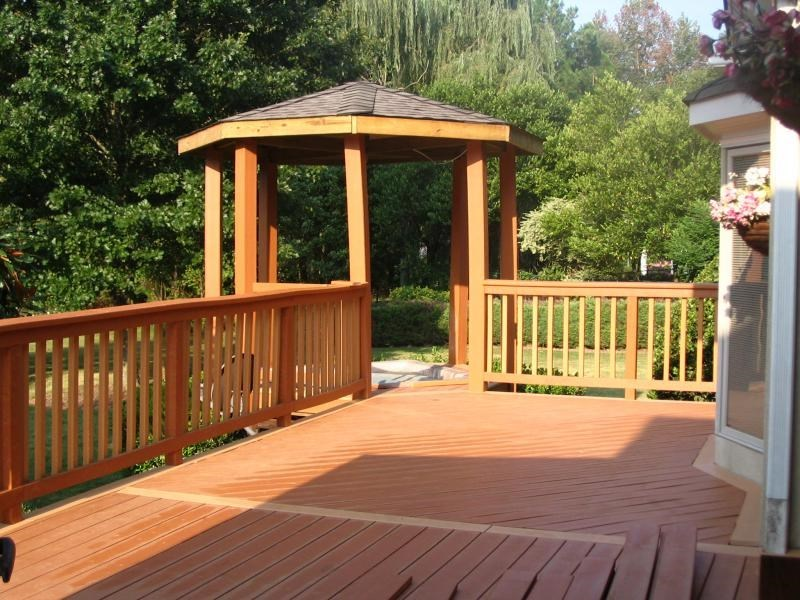 chicago decking materials