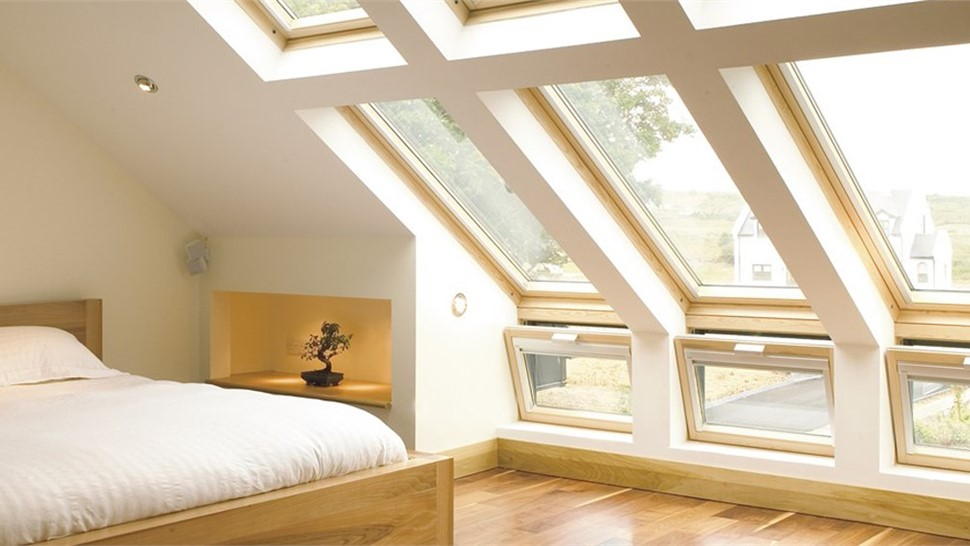 Velux Skylight Systems Chicago Roof Windows Amp Sun