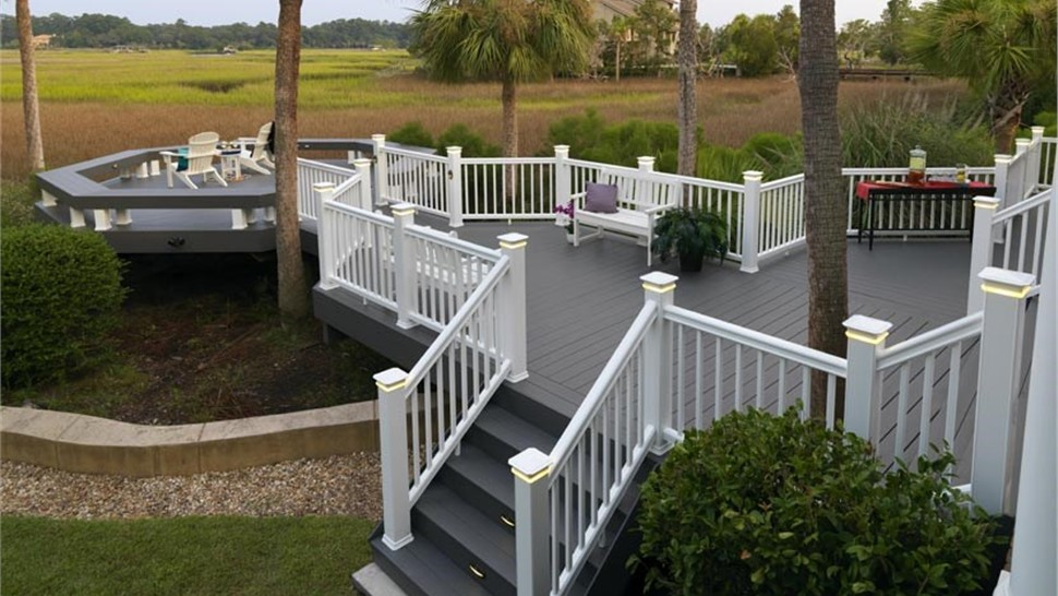 Timbertech Composite Decking Chicago Composite Deck
