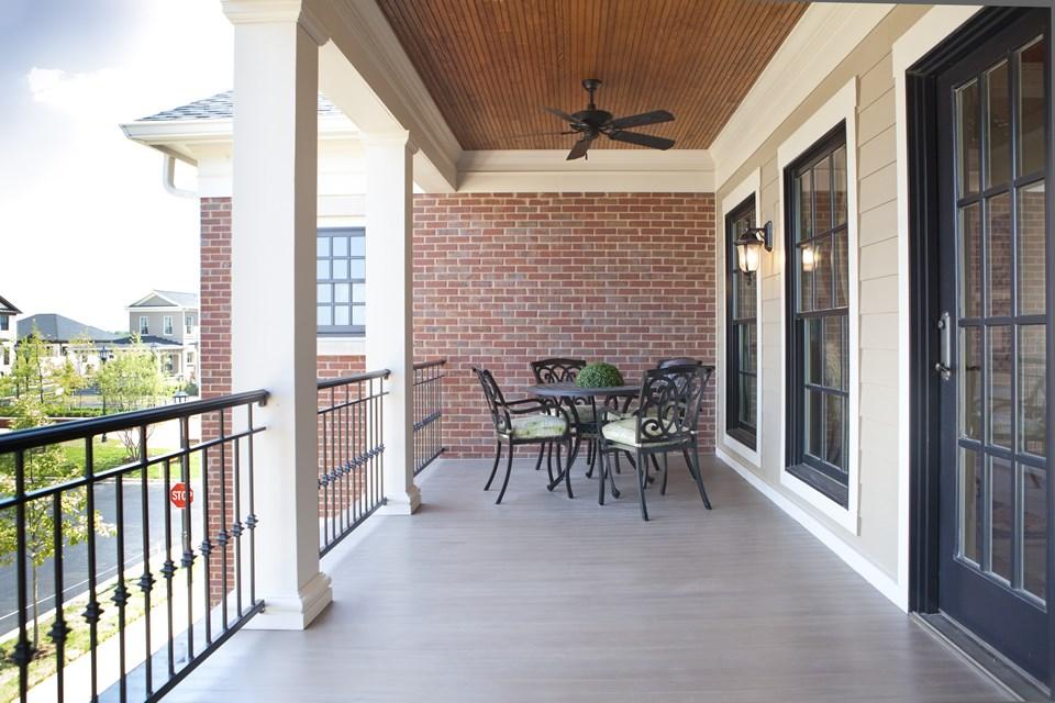 Aeratis Porch Flooring Wholesale Pvc Decks Chicago