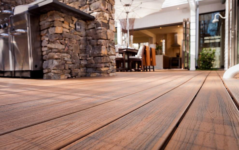 Trex Composite Decking Chicago Composite Deck Board