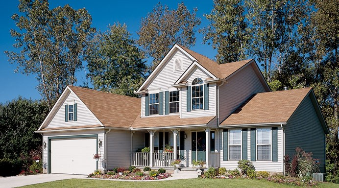 Revere Siding Aluminum Steel Amp Vinyl Siding Chicago