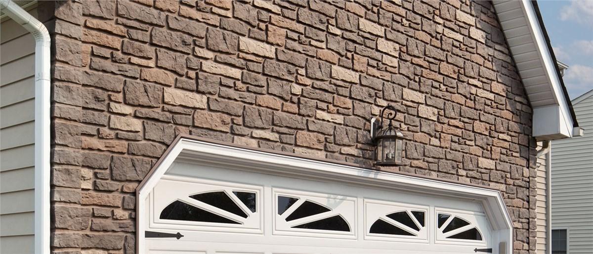 Tandostone Siding Chicago Faux Stone Panels Stone
