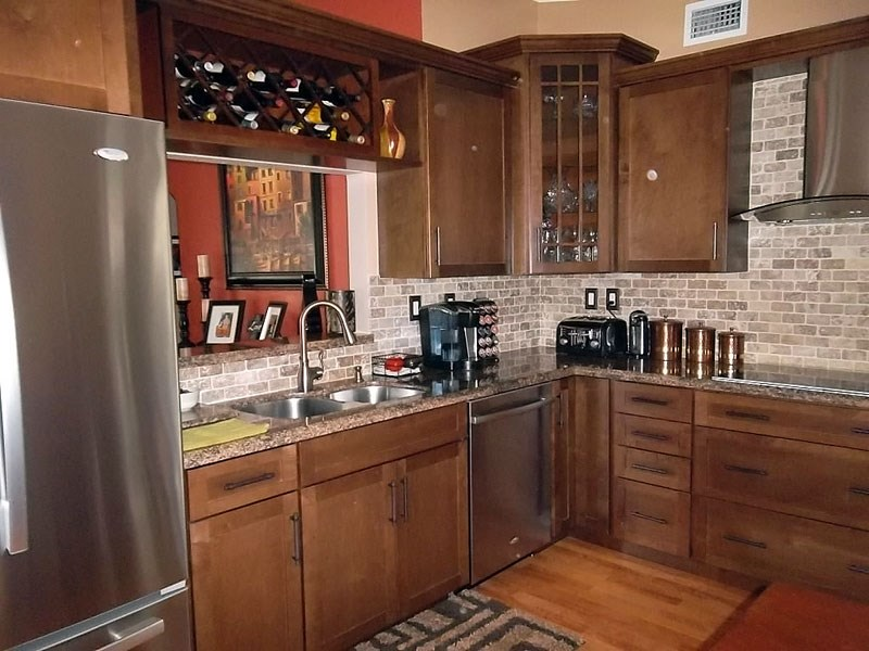 Mid Continent Cabinetry Kitchen Cabinets Lakeland