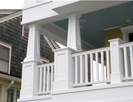 Intex Railing