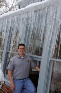 Pittsburgh Ice Dam
