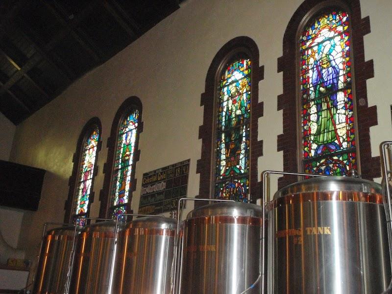 Church-Brew-Works