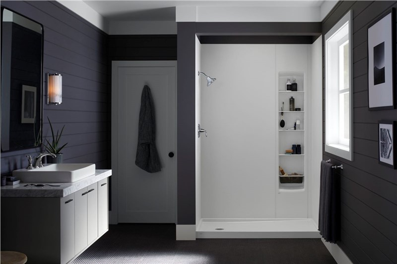 Legacy Remodeling Becomes a Kohler Authorized Dealer for LuxStone® Shower Systems