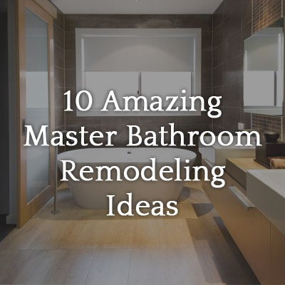 48 Amazing Master Bathroom Remodeling Ideas Legacy Remodeling Blog Mesmerizing Bathroom Remodeling Blog Interior