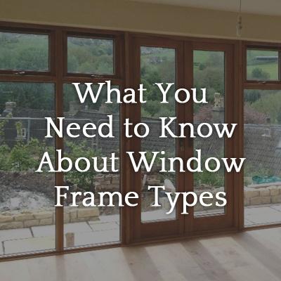 Window Frame Guide