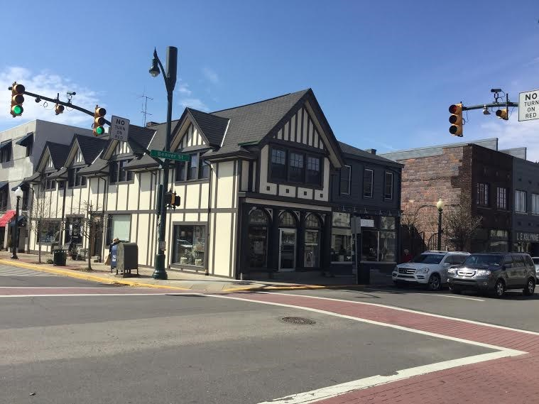 James Hardie Siding Breathes Life Into Historic Building in Downtown Sewickley
