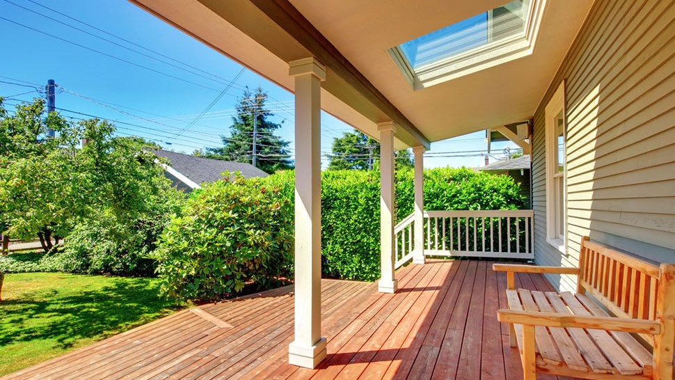 Porch Roofs Photo 1