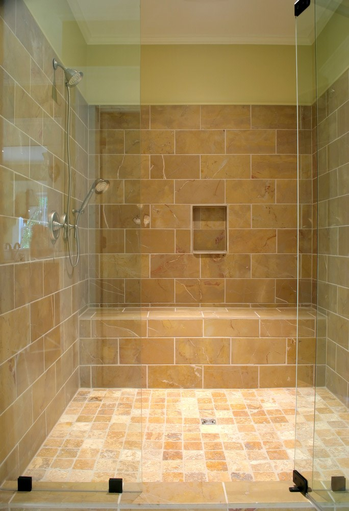 Roll-In Showers | Pittsburgh Bathroom Remodelers | Legacy Remodeling