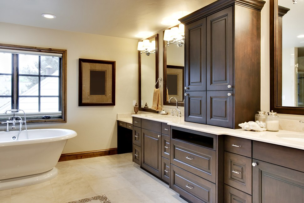 Custom Bathroom Vanities Pittsburgh bathrom cabinets | pittsburgh bathroom remodelers | legacy remodeling