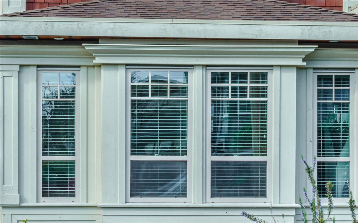 how to open double hung windows