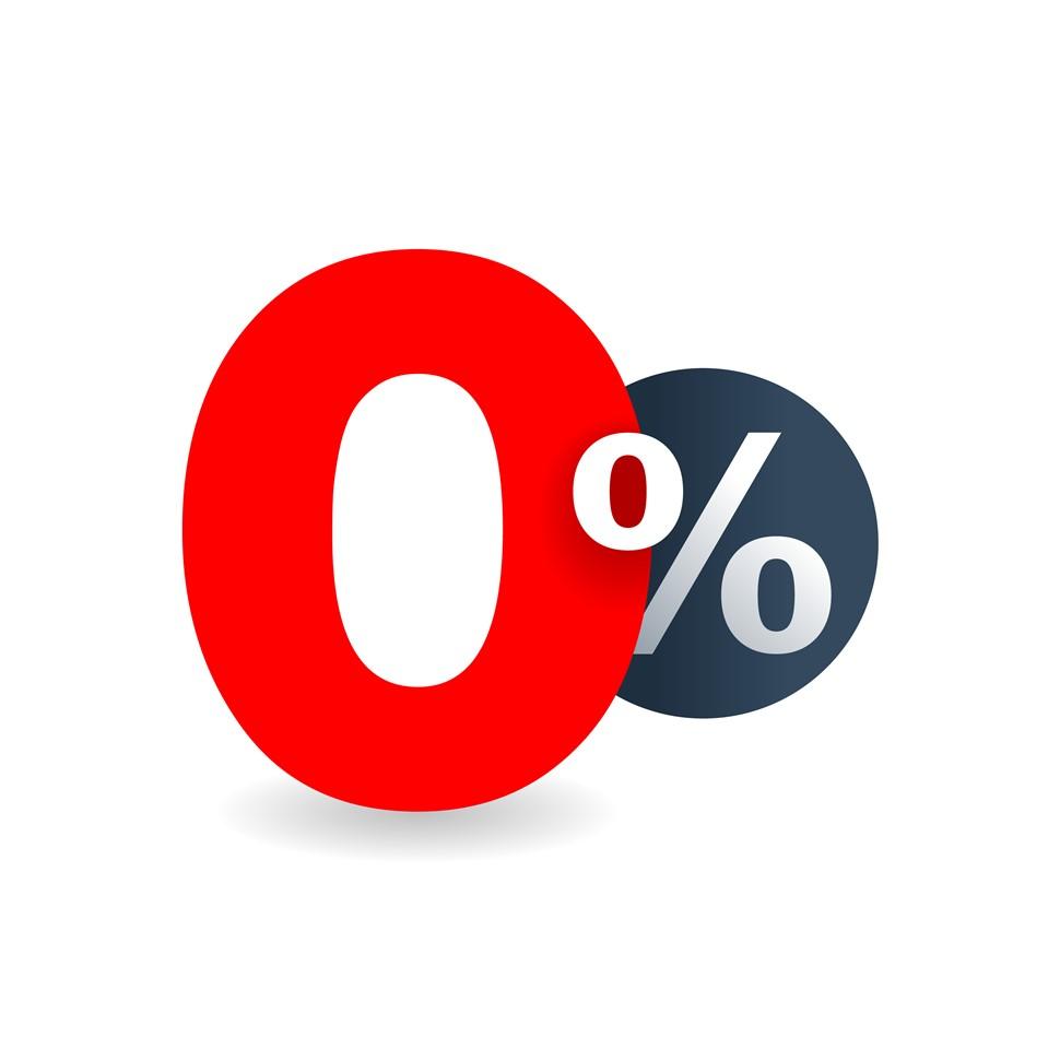 End of Summer 0% Financing!