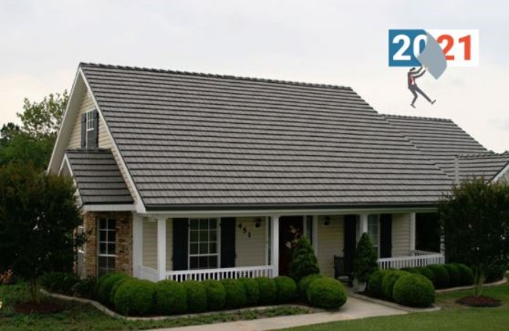 2021 NEW YEAR ROOFING & SIDING PROJECT SALE