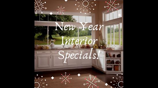 New Year Interior Specials!