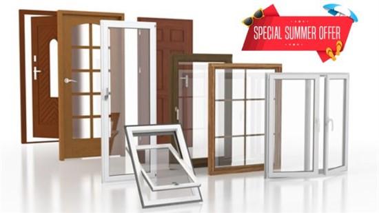 Summer Window Specials!