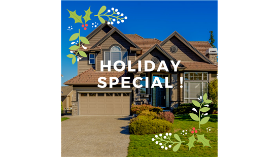 Holiday Special!
