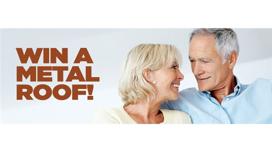 """Win a Metal Roof"" Sweepstakes!"
