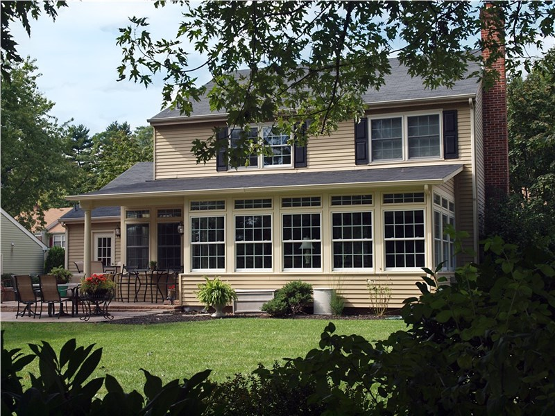 Beat The Winter Blues With A Sunroom Installation