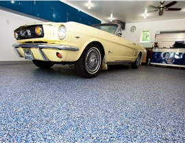 Concrete Coating - Garage Coatings Photo 2