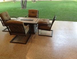Concrete Coating - Patio Coatings Photo 4
